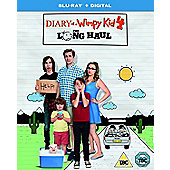Diary Of A Wimpy Kid 4: The Long Haul Bd