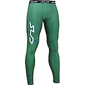Subsports Cold Thermal Legging Adult - Green