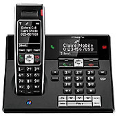 BT Diverse 7460 Plus Cordless Phone with Answering Machine DECT (Single)