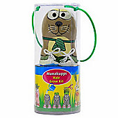 Munakuppi Eggcup Grass Hair Growing Kit - Seal