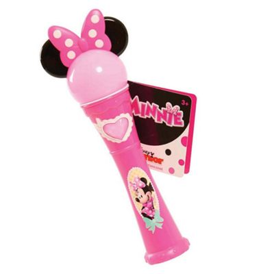 Minnie's Musical Light-Up Microphone