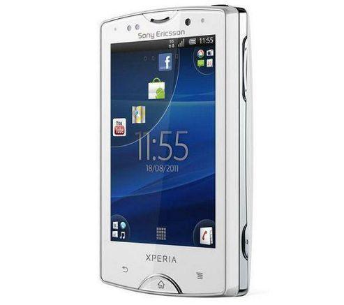 Sony Ericsson Xperia Mini - White