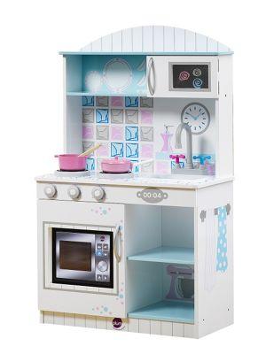 Plum Snowdrop Kitchen