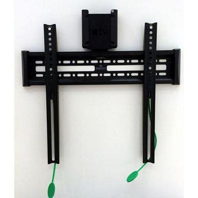 Newstar NS-ATV100 Black flat panel wall mount Lockable Apple TV