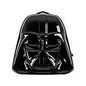 Star Wars Darth Vader 3D Moulded Black Backpack
