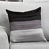 Hamilton Mcbride Seattle Cushion Cover Black - 43x43cm