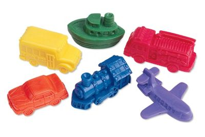 Learning Resources Mini Motors Counters (Set of 72)