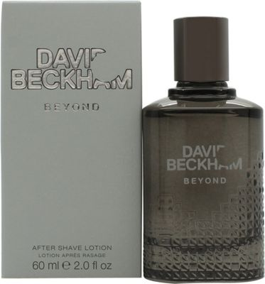 David & Victoria Beckham Beyond Aftershave Lotion 60ml For Men