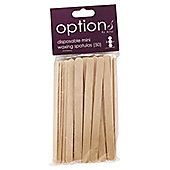 Hive Options Disposable Wooden Sticks Pack of 50