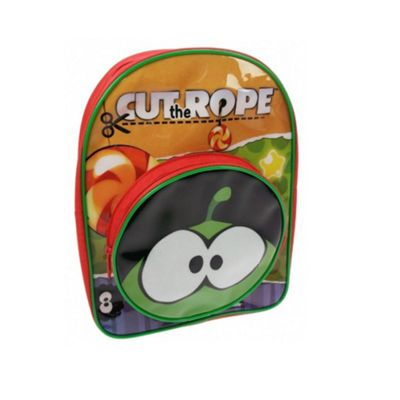 Character Cut The Rope PVC Front Backpack