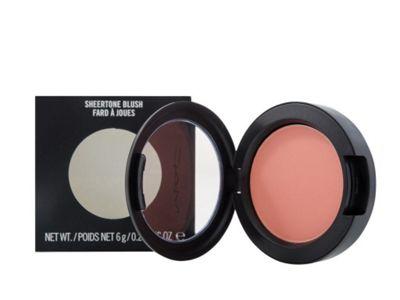 Mac Sheertone Blush Peaches 6g Make-Up For Her