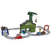 Thomas & Friends Adventures Cranky At The Docks Playset