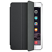 Apple Polyurethane Smart Cover Case (Black) for iPad Mini