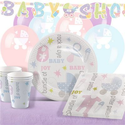 Tiny Feet Party Pack - Deluxe Pack for 16