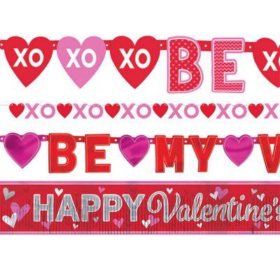 Valentine's Banner Pack