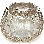 Glass Jar - 20cm - Clear