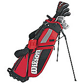 Wilson Tour Rx Mens Right Hand Golf Clubs Complete Set + Bag