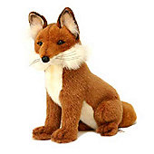 Hansa 28cm Toe Fox Plush Soft Toy