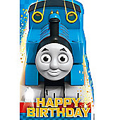 Thomas the Tank Engine Birthday Card