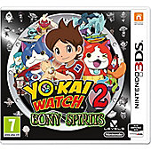 3DS Yo Kai Watch 2: Bony Spirits