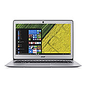 """Acer Swift SF314-51 Core i3 8GB 128GB SSD Win 10 14"""" Silver Laptop"""