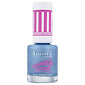 Rimmel London Sweetie Crush Nail Polish 012 Blueberry Whizz 8ml