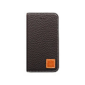 Wetherby Premium Basic iPhone 5 Case Dark Brown