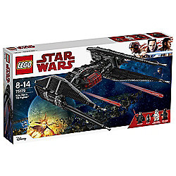 LEGO Star Wars Kylo Ren's TIE Fighter 75179