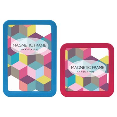 Tesco Magnetic Frame Set Of 2