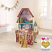 Kidkraft Belle Enchanted Castle Wooden Dolls House/Dollhouse