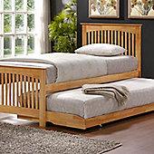 Toronto Trundle Bed - Oak