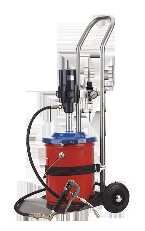 Sealey AK452X Grease Pump Air Operated 12.5kg