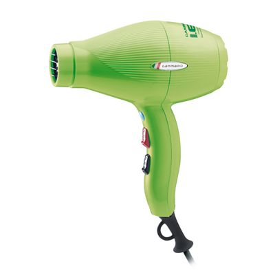 Gamma Piu IES Green Hairdryer