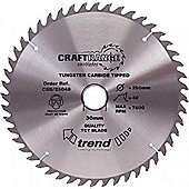 Trend - Craft saw blade 300mm x 32 teeth x 30mm - CSB/30032