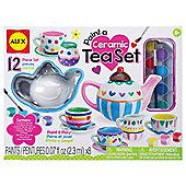 Alex Toys Paint a Ceramic Tea Set