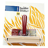 Pop-In Soft Rubber Brayer - 6""