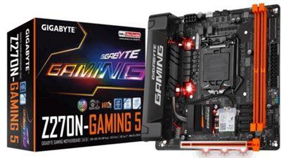 Gigabyte Z270N Gaming 5 Intel 1151 Motherboard