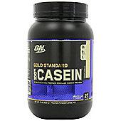 Optimum Nutrition 100% Casein Protein 908g - Vanilla