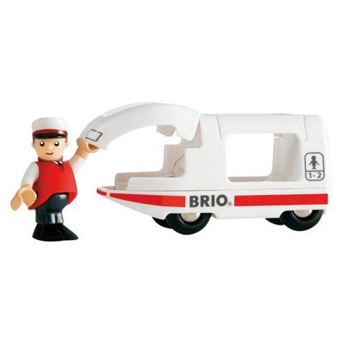 Brio Travel Engine & Driver, wooden toy