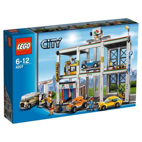 LEGO City Garage