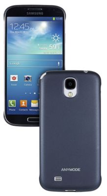 Samsung Elite Hard Case for Galaxy S4 - Black