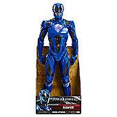 "BIG FIGS Power Rangers MOVIE - 20"" Blue Ranger"