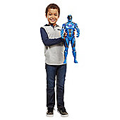"Big Figs Power Rangers Movie - 18"" Blue Ranger"