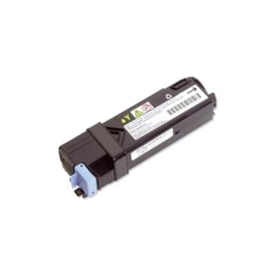 Dell High Capacity Yellow Toner Cartridge (Yield 2,500 Pages) for Dell 2130cn Colour Laser Printers