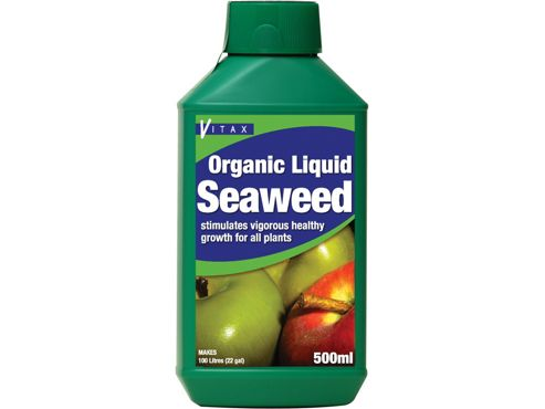 Vitax Organic Seaweed Liquid 500Ml