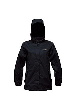 Regatta Ladies Joelle III Lightweight Packaway Jacket - Black