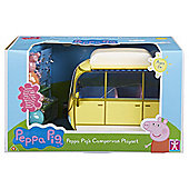 Peppa Pig Tour & Explore Campervan Playset