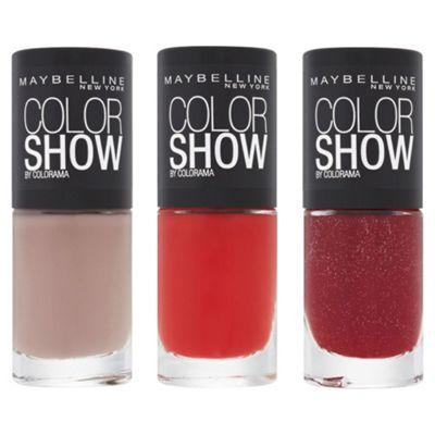 Maybelline Colourshow Set