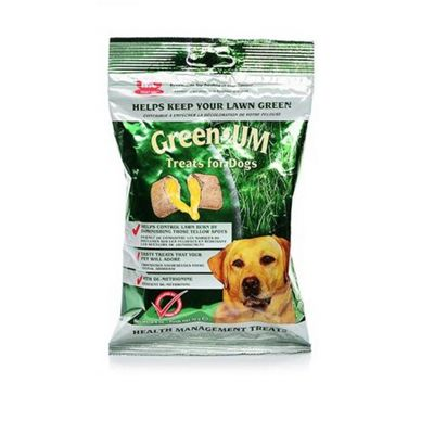 M&C Green Um Treats for Dogs (70g)