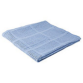 Tesco Moses Basket Cellular Baby Blanket, Blue